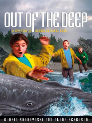 cover image of Out of the Deep